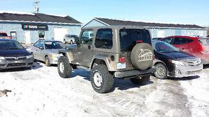 2004 Jeep Wrangler SUV, Crossover