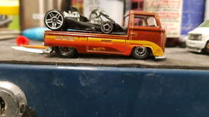 Hot wheels vw t2 custom