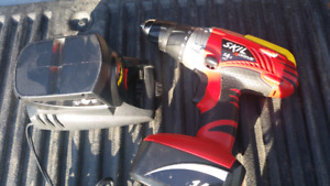 Like New Skil Cordless Drill Two Speed  Like New  Paid 77 new wi