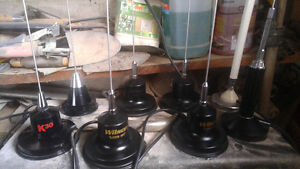 **READ AD** CB Radio Antennas- 10.00 FIRM