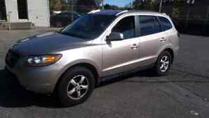 2008 hyundai santafe limited