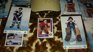 Patrick Roy Rookie Card and Sports Stuff