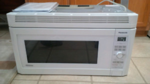 PANASONIC OVER THE MICOWAVE OVEN