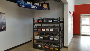 Used batteries 6 months warranty at Kenny Ottawa