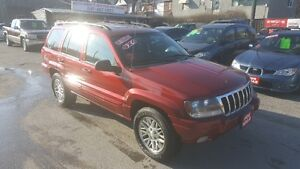 2004 Jeep Grand Cherokee *** FULLY LOADED 4X4 *** CERT $4495