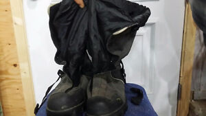"""Neos overshoes, size XL, 21"""" high, ideal over boots Gatineau Ottawa / Gatineau Area image 2"""