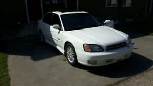 AWD Subaru Legacy GT Limited *FULLY LOADED*