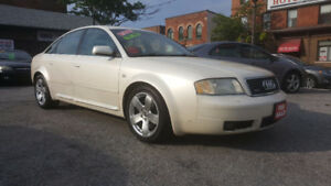 AUDI A6 4.2 WIDE BODY *** FULLY LOADED *** SALE PRICED $2900