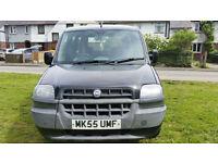 Fiat Doblo 1.9JTD Dynamic Diesel PX Swap Anything considered 12 months mot