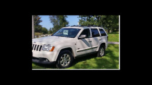 2008 Jeep Grand Cherokee Diesel 4x4 Leather
