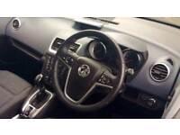 2014 Vauxhall Meriva 1.4T 16V SE 5dr Automatic Petrol Estate