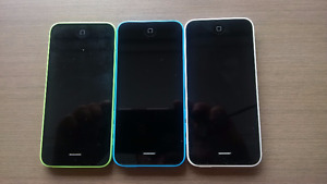Iphone 5c , 16 GB, Bell /Virgin like a new