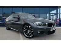 2017 BMW 3 Series 320d [190] M Sport 5dr Step Auto [Business Media] Diesel Hatch