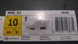 """Adidas NMD """"Panda"""" size 10"""