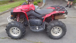 ***2010 Can Am Renegade 800 for QUICK Sale***
