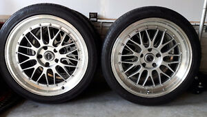 "19"" Linea Corse - Lemans Rims & Tires - Mustang or 350Z Kingston Kingston Area image 7"