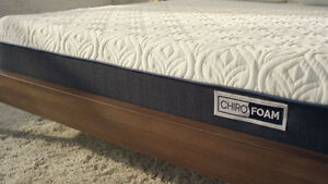 The CHIROFOAM Memory Foam Mattress - Upgrade Your Sleep Today!