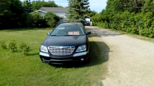 2004 Chrysler Pacifica Fully Loaded