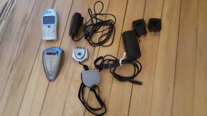 Sony-Ericsson T68 + accessories