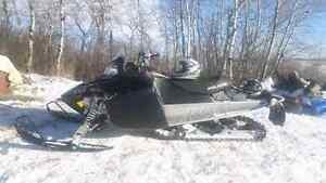 2011 polaris iq shift 550n 136x1-1/4