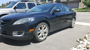 2010 Mazda 6 GT with Leather