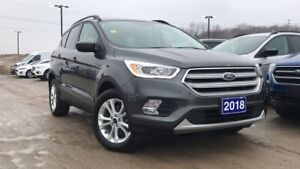 2018 Ford Escape SEL 1.5L I4 LEATHER NAVIGATION