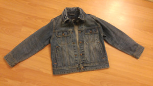 Unisex Gap Jean Jacket - Size Small