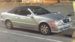 Mercedez Benz CLK 320