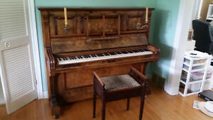 Eberhardt Upright Piano