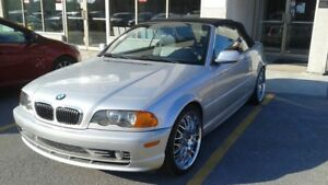2001 BMW 3-Series 330Ci Coupé (2 portes) convertible