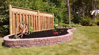 Landscaping, garden beds,fall clean up,snow removal