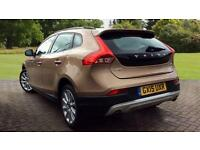 2015 Volvo V40 T5 AWD Cross Country Lux Nav G Automatic Petrol Hatchback
