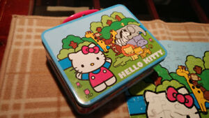 Boite a Lunch Hello Kitty de Sanrio