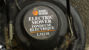 Tendeuse electric black and decker