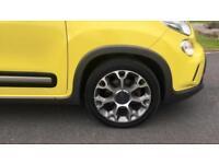 2013 Fiat 500L 1.6 Multijet 105 Trekking 5dr Manual Diesel Hatchback
