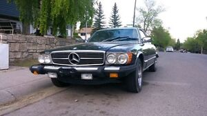 1980 Mercedes Benz sl450 priced to sell!