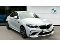 2019 BMW M2 Competition 2dr DCT Petrol Coupe Auto Coupe Petrol Automatic