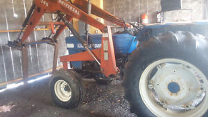 *REDUCED*'91 Universal 530 low hours