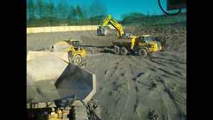 HEAVY EQUIPMENT & OPERATOR RENTAL SERVICE