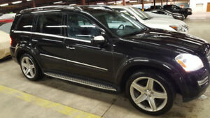 Mercedes GL 550 Mint Condition