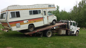 Best towing rates Beaverlodge and area