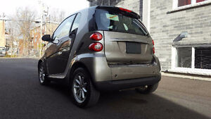 Smart Fortwo Pure 2009 ((117000km)) ((Automatic)) West Island Greater Montréal image 3