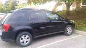 2007 Pontiac Torrent Sport Black SUV