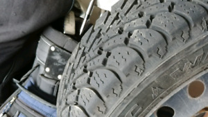 14 inch tires on rims from 2009 kia rio 5