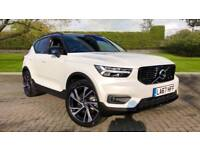 2018 Volvo XC40 D4 AWD First Edition Auto with Automatic Diesel Estate
