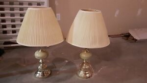 Table lamps - 2 matching