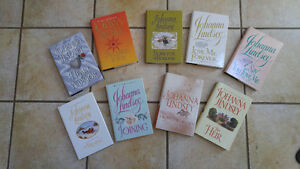 ROMANCE BOOKS 9 ALL BY JOHANNA LINDSEY - HARD COVER Peterborough Peterborough Area image 1