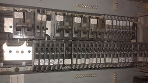 200 amp electrical panel - Siemens Peterborough Peterborough Area image 1