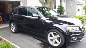 Audi Quattro Q5 Sline 3.2 2012