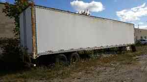 53 Foot Storage Trailer, Good Cond.